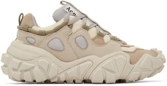 Acne Studios Beige Bolzter Sneakers