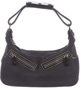 Tod's Leather-Trimmed Miky Bag