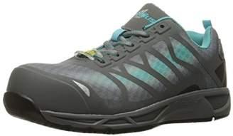 Nautilus 2485 Women's Advanced ESD Nano Carbon Fiber Safety Toe Athletic Work Shoe
