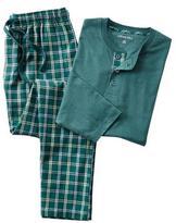 Logan Hill Men's 2-Pc. Pyjama Set