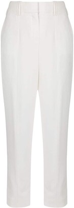 Balmain High-Waist Tailored Trousers