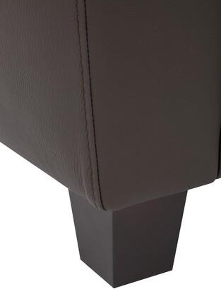 Arizona Leather 3 Seater Sofa
