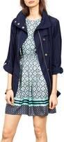 Donna Morgan Longsleeve Anorak Jacket