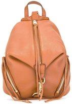 Rebecca Minkoff zipped backpack - women - Calf Leather - One Size