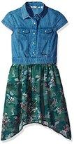 GUESS Girl's J73K07W8FD0 Dress