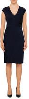 Diane von Furstenberg S/S V-Neck Tailored Dress