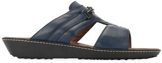 Tod's Logo Open-Toe Sandals