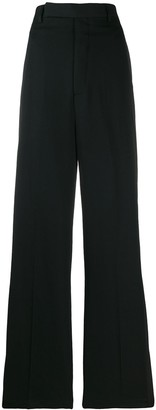 Rick Owens Wide Leg Trousers