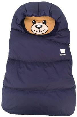 MOSCHINO BAMBINO Teddy Bear sleeping bag