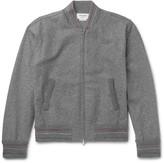 Thom Browne - Wool-felt Bomber Jacket