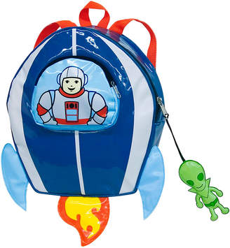 Kidorable Boys' Backpacks BLUE - Blue Space Hero Backpack