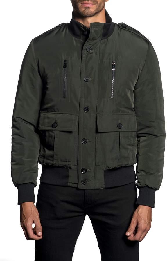Jared Lang Military Jacket