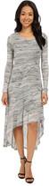 Kensie Scribbled Lines Dress KSNK7768