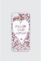 Select Fashion Fashion Womens Pink Follow Your Dreams Iphone 5 Case - size One