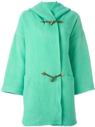 Versace Pre-Owned Hooded Coat