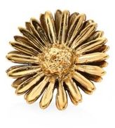 Aurelie Bidermann Athina Floral Single Stud Earring