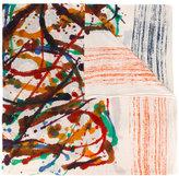 Faliero Sarti printed scarf - women - Modal - One Size