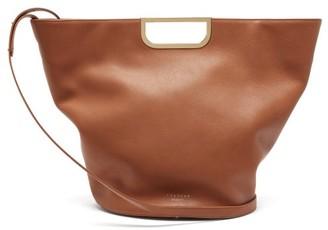Tsatsas Anouk Leather Tote Bag - Tan