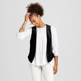 Women's Velvet Vest - Xhilaration (Juniors')