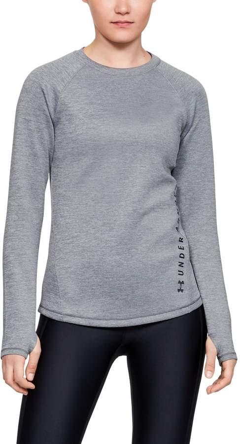 Under Armour Women's ColdGear Armour Heather Long Sleeve