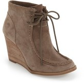 Lucky Brand Women's 'Ysabel' Wedge Chukka Boot
