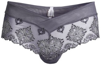 Chantelle Champs Elysse Lace Embroidered Hipster