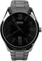 HUGO BOSS Black 1513025 Ambassador Watch Silver