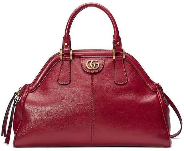 659c7ea4287 Gucci Red Top Handle Handbags - ShopStyle