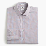 Thomas Mason for J.Crew Ludlow shirt in mini-tattersall
