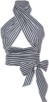 MDS Stripes Striped Everything Scarf