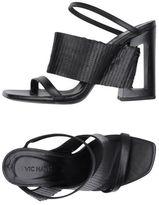 Vic Matié VIC MATIĒ Sandals