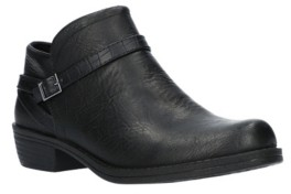 Easy Street Shoes Peony Ankle Booties Women's Shoes