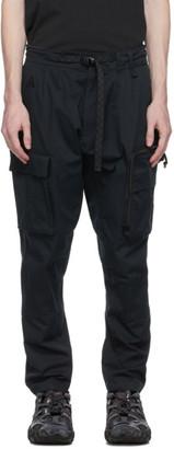 Nike ACG Black Woven Cargo Pants