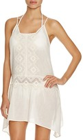 Becca by Rebecca Virtue Home Spun Dress Swim Cover-Up