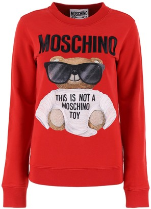 Moschino Teddy Crewneck Pullover
