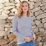 The White Company Essential Breton Stripe T-Shirt