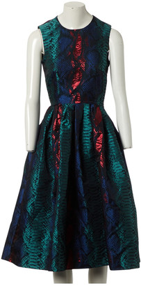 House of Holland Multicolour Polyester Dresses