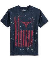 American Rag Men's Forever Splatter Print T-Shirt, Only at Macy's