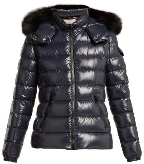 114f446fe Badyfur Nylon Quilted Jacket - Womens - Navy