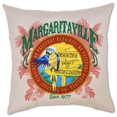"Margaritaville 18"" Pillow Passport Required"