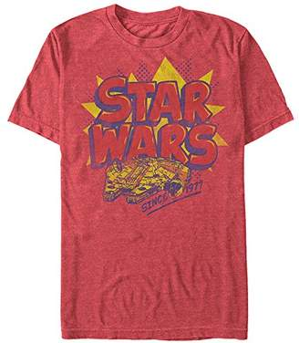Star Wars Men's Woosh Graphic T-Shirt