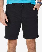 Nautica Men's Flat-Front Cotton Deck Shorts