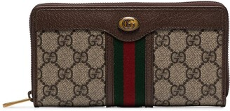 Gucci Ophidia GG Supreme pattern wallet