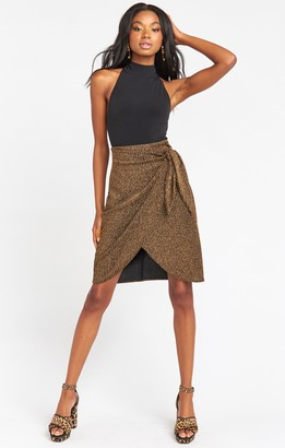 Show Me Your Mumu Anjolie Wrap Skirt