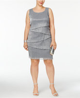 Plus Size Tiered Dresses - ShopStyle