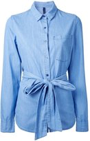 Nobody Denim - Tie Shirt Grace - women - Cotton - L