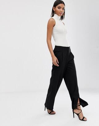 Y.A.S straight leg pants