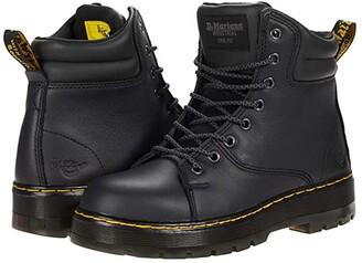 Dr. Martens Work Gilbreth ST (Black Newark) Women's Boots