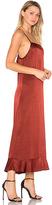 Lacausa Lucky Dress in Red. - size S (also in )