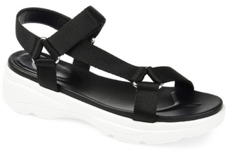 Journee Collection Varro Wedge Sandal